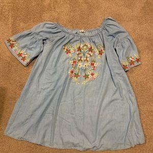 Size L umgee brand dress